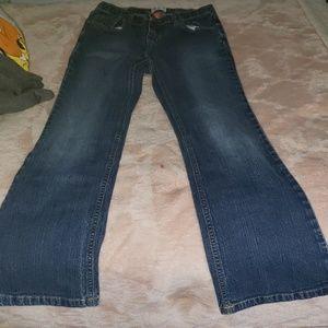 Children's Bell-Bottom Jeans